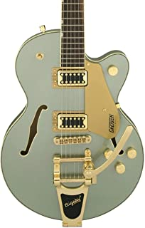 Gretsch G5655TG Electromatic Center Block Jr. Single-Cut with Bigsby, Aspen Green