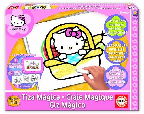 Educa Borrás 14261 - Tiza Magica Hello Kitty