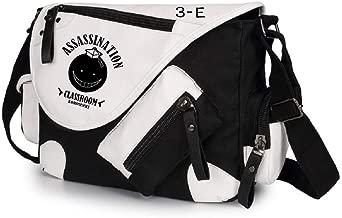 Siawasey Anime Assassination Classroom Cosplay Messenger Bag Crossbody Handbag Satchel Backpack Shoulder Bag