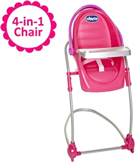 4 in 1 dolls high chair