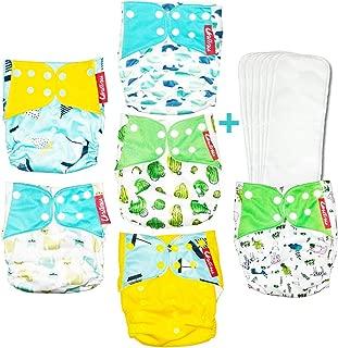 Best reusable cloth diaper inserts Reviews