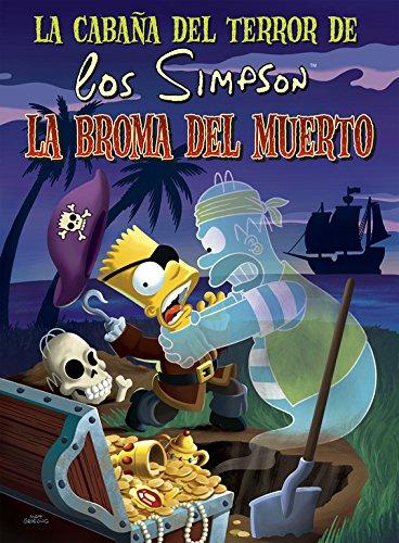 La broma del muerto (La cabaña del terror de Los Simpson 2)