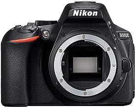 $554 » Nikon D5600 24 MP DX-Format Full HD 1080p Digital SLR Camera Body 1575B - Black (Renewed)