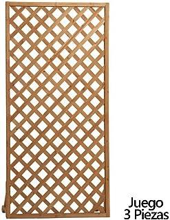 Papillon 8043000 - Juego Paneles celosia Rectangular Madera