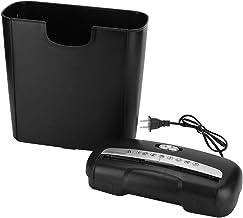 $53 » Chacerls Shredder Home Office Electric Shredder for Paper and Credit Card Strip Cut Destroy