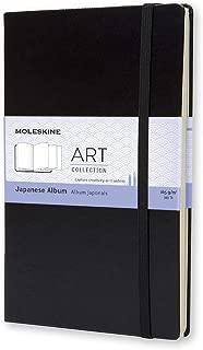 Moleskine Art Japanese Album, Hard Cover, Large (5