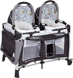 Baby TREND GoLite® Twins Nursery Center PY47054J