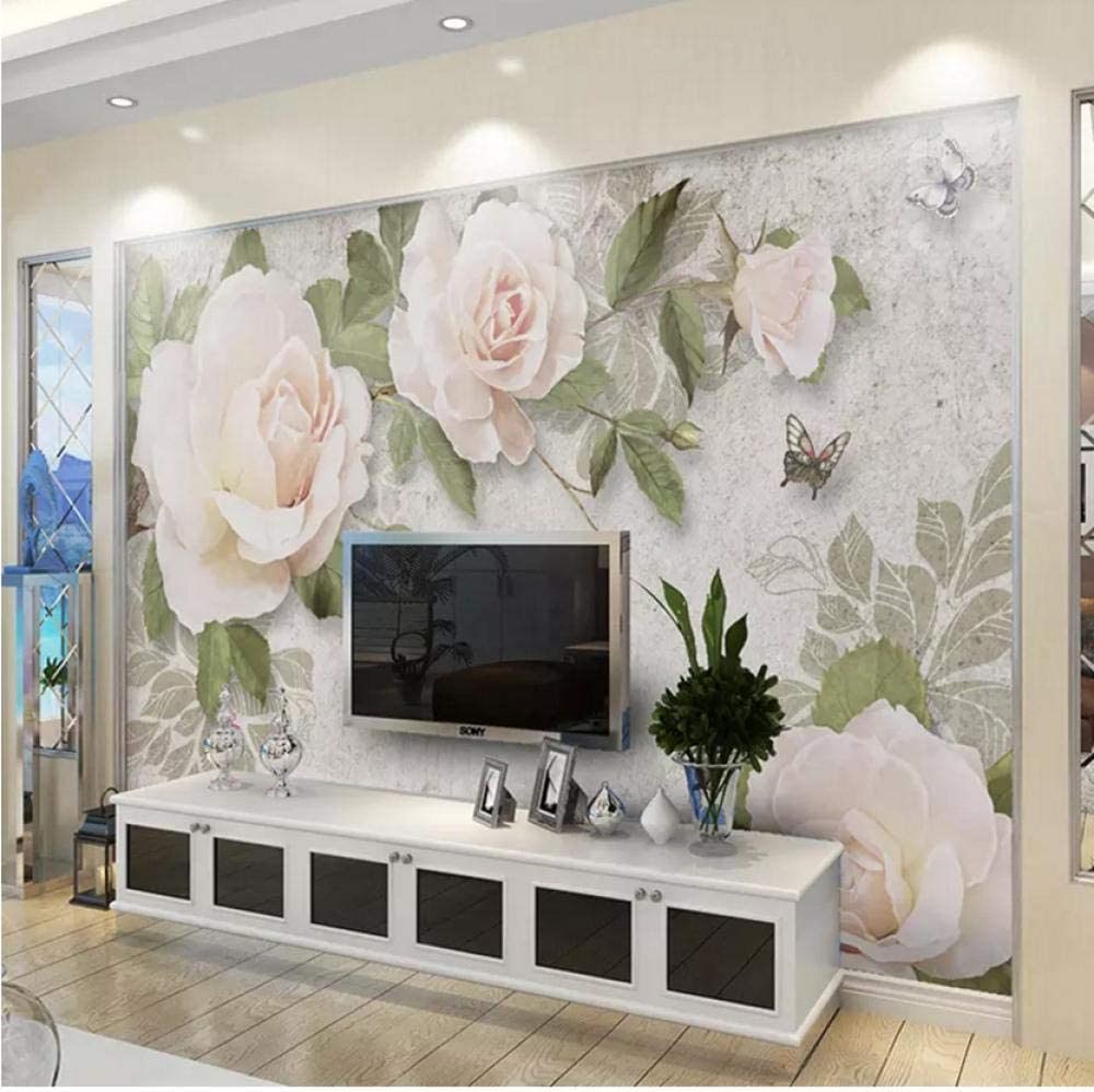 Custom 3D Wallpaper Murals New Orleans Mall Modern Painti Oil Hand Floral 5% OFF Painted