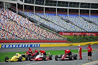 Andretti Rookie Experience at Charlotte Motor Speedway
