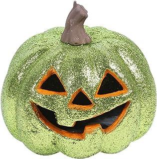 Holibanna Halloween Pumpkin Light Bucket Light Up Pumpkins Funny Halloween Decorations Lightweight Foam Pumpkin Party Deco...