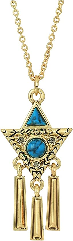 House of Harlow 1960 - Durango Triangle Necklace
