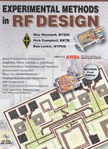 Compare Textbook Prices for Experimental Methods in RF Design Revised 1st Edition Edition ISBN 9780872599239 by ARRL Inc.