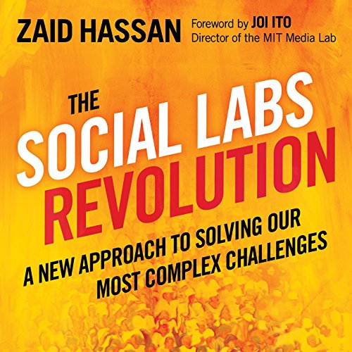 The Social Labs Revolution audiobook cover art