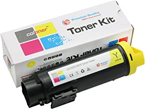 4,300 Pages Coloner(TM) Compatible High Capacity Yellow Toner Cartridge for Xerox Phaser 6510/WorkCentre 6515n