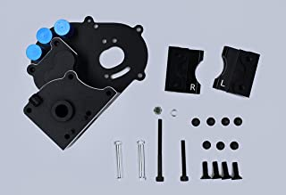 Sponsored Ad - BingHFobbyHuo Aluminum Transmission Case Gearbox with Aluminum Motor Plate for 1/10 Traxxas Slash 2WD Stamp...