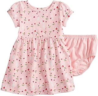Baby Girl Shirred Skirt Pattern Dress