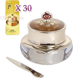 【フー/ The history of whoo]  Whoo 后 CK04 Hwahyun Eye Cream / 后(フー) 天気丹(チョンギダン) ファヒョン アイクリーム25ml + [Sample Gift](海外直送品)