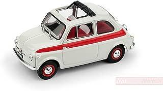 Llantas 126/C2//–/1982//–/Escala 1//43, f099, Negro//Cromo /Ferrari Set Rueda Brumm/
