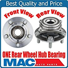 100% New Tested Wheel Bearing Hub Assembly REAR Fits For 2015-2017 Ford Mustang