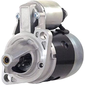 New MITSUBISHI Style Starter for HYSTER H-25XL,H-25XM,H-35XL,H-35XM,H-40XL,H-50XL,H-60XL,S-25XL,S-25XM,S-35XL,S-35XM,S-40XL,S-40XM,S-40XMS,S-45XM,S-50XM,S-55XM,S-60XM,S-65XM 1985-All YALE Various Models 1992-1997
