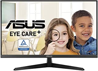 "ASUS Eye Care VY279HE - Monitor de 27"" (Full HD, IPS, 75 Hz, 1ms MPRT, FreeSync, Eye Care Plus, Aumento de Color, Filtro d..."
