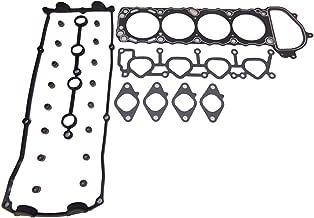 DNJ HGS653 Graphite Head Gasket Set/For 1994-1998/ Nissan/ 240SX/ 2.4L/ DOHC/ L4/ 16V/ 2389cc/ KA24DE