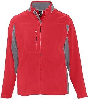SOLS Men's Nordic Fleece Jacket