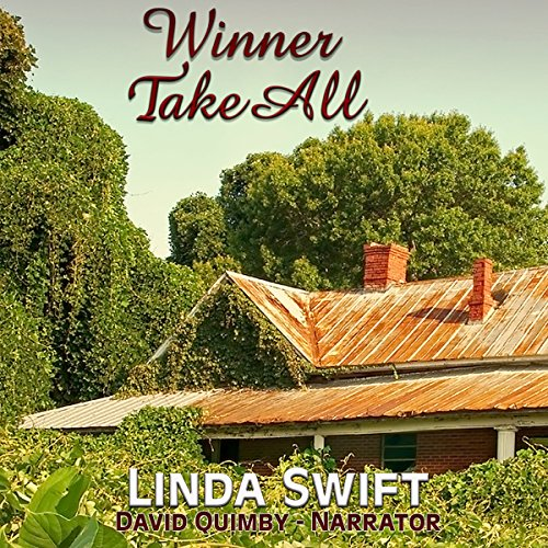 Winner Take All audiobook cover art