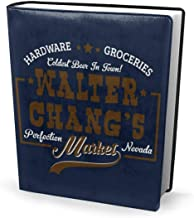 Book Cover 9x11in Tremors Walter Changs Market -Perfectly Stretchable Washable Practical Reusable No-Slip Supply for Students