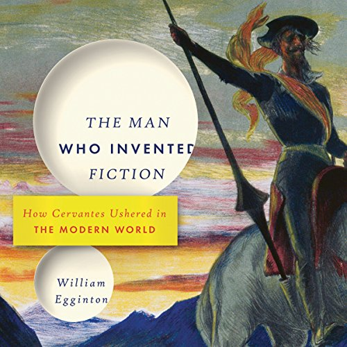 The Man Who Invented Fiction cover art