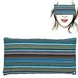 Almohada para los ojos 'Alpujarreña' | Semillas de Lavanda y arroz | Yoga, Meditación,...