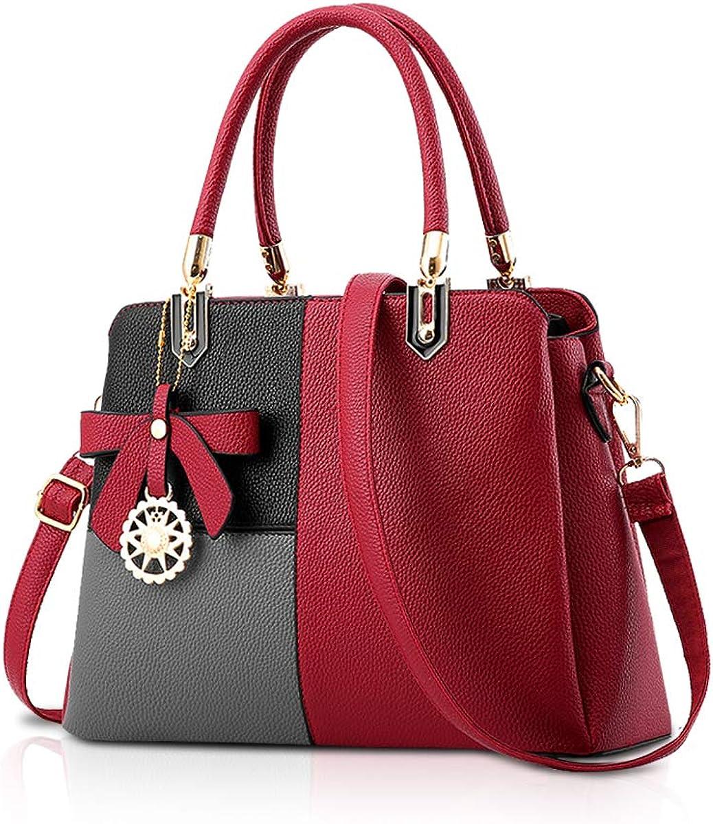 NICOLEDORIS Ladies Handbag Shoulder Bag R Top Handle Free shipping on posting reviews Women Bags Large-scale sale