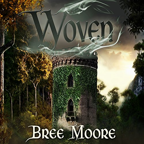 Woven audiobook cover art