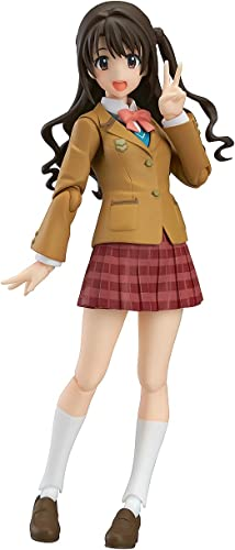 The Idolm@ster Cinderella Girls Shimamura Uzuki Cinderella Project Version Figma Action-Figur
