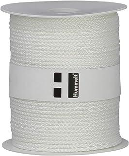 Hummelt SilverLine-Rope Universalseil Polyesterseil 3mm 100m weiß auf Rolle