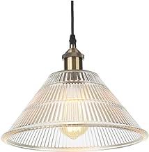 Lampy wiszące, Vintage Industrial Metal Regulowane oświetlenie wysokości, szklane wiszące lampy sufitowe do kuchni na wysp...