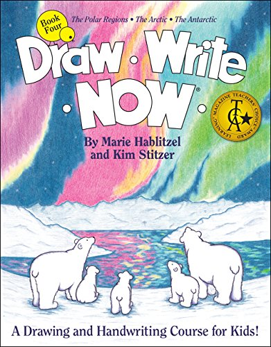 Compare Textbook Prices for Draw Write Now Book 4: Polar Regions, Arctic, Antarctic  ISBN 9781933407586 by Marie Hablitzel,Kim Stitzer
