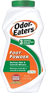 Odor-Eaters Foot Powder, 6-ounces, 4-pack