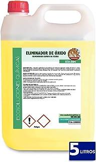 Ecosoluciones Químicas ECO-804 |5 litros | Eliminador de Ó