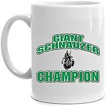 Eddany Giant Schnauzer Champion Mug