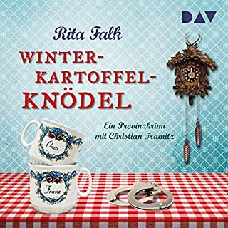 Winterkartoffelknödel audiobook cover art