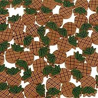 #N/A 50ピース/個木製フルーツパイナップルビーズにからジュエリーネックレス作り18x13.5mm