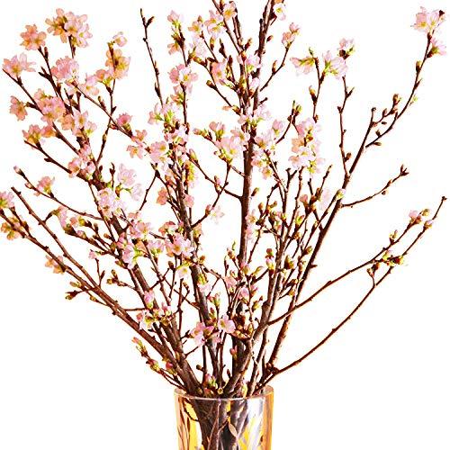 花のギフト社 桜 さくらの花 正月桜 桜の花 花束 サクラ 桜のお花 正月 50㎝ 10本