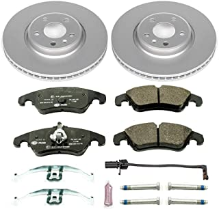 Power Stop ESK6133 Euro-Stop Brake Kit
