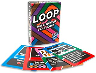 Loop: The Elevated Card Game - CTA Train Themed Card Game - Chicago Gift | Train Game | Family Card Games | Fun Card Games