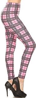 Leggings Depot Women's Buttery Soft Classic Fashion Print...