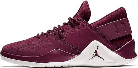 Jordan Flight Fresh Nike Premium Basketball Shoes (9.5 M US, Bordeaux/Sail)