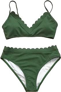 Women's Scalloped Trim in The Moment Bikini