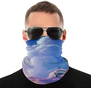 Nother Skyddande lager av vindtät tvättduk, halsdamask andas bandanas för dammskydd, multifunktionella bandanas