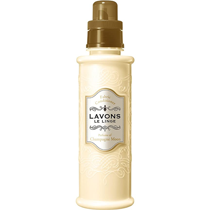 未来水脊椎ラボン 柔軟剤 シャンパンムーンの香り 600ml